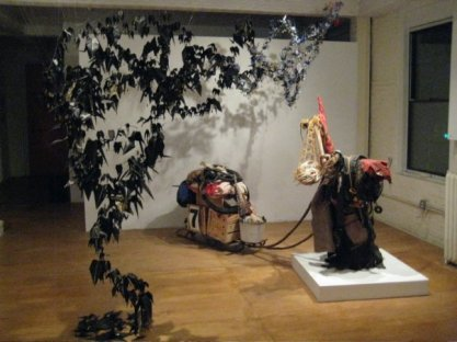 Cycle of the Tigris, Lex Leonard Gallery, Jersey City, 2008
