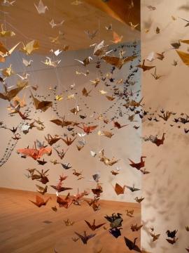 """Salvation"" Mixed media installation, Milton Hershey Museum, Hershey, PA, 2009"